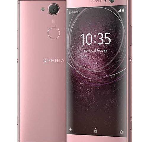 مشخصات فنی و قیمت گوشی سونی اکسپریا Sony Xperia XA2